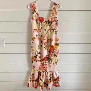 ASOS DESIGN Maternity Floral Dress